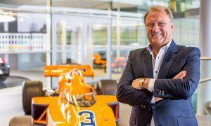 McLaren's new Bob is up and running