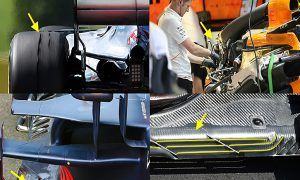 Tech F1i: The 2018 season developments in review
