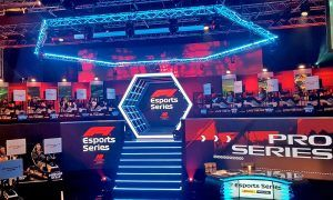 Mercedes drivers sweep second leg of 2018 F1 eSports