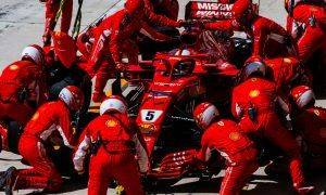 Arrivabene reveals the one weakness Ferrari needs to overcome