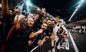 George Russell clinches 2018 Formula 2 championship