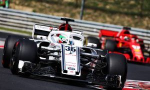 Giovinazzi urges F1 to implement rear-view cameras
