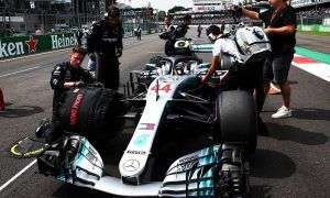 Mercedes getting on top of Mexican GP tyre struggles
