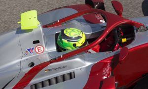 Mick Schumacher excited by 'incredible' performance of F2 car