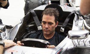 Jimmie Johnson gets comfortable at McLaren