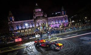 Belfast-by-night gets a Red Bull blast