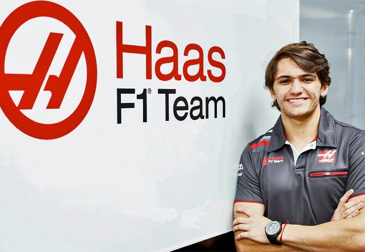 Pietro Fittipaldi joins Haas F1 as 2019 test driver.