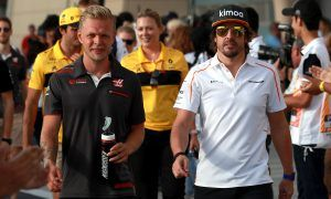 Clashes haven't reduced Magnussen's 'big respect' for Alonso