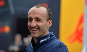Confirmed: It's back to the F1 grind for Robert Kubica!