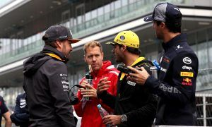 Drivers joined by F1 chiefs at extraordinary GPDA meeting