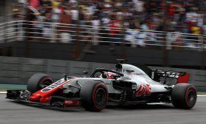 Tenacious Grosjean and Magnussen rake in points for Haas