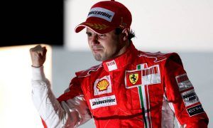 So close and yet so far for Felipe Massa