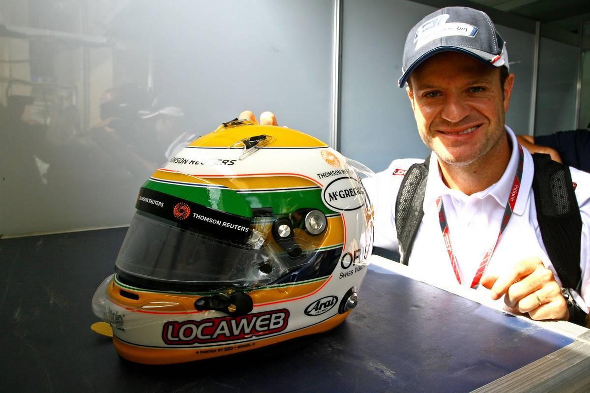 Interlargos, Brazil, Rubens Barrichello (BRA), Williams F1 Team