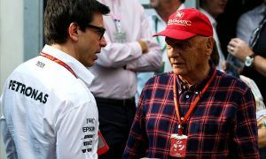 Lauda's stake in Silver Arrows team returned to Mercedes