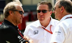 McLaren appoints Bob Fernley as IndyCar president