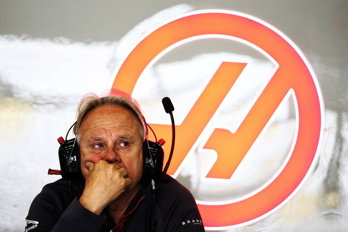 Gene Haas (USA) Haas Automotion President.