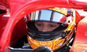 Haas junior Ferrucci headed to IndyCar full-time in 2019