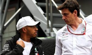 Wolff: Hamilton 'thoughtful' comments on India 'spun out of context'