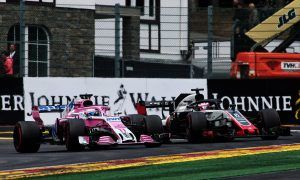 Haas lodges protest against Force India in Abu Dhabi