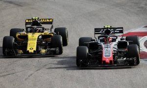 Steiner: Battle for fourth is over but P5 'not bad' for Haas