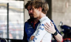 Hartley 'has to stand up for himself' to survive in F1