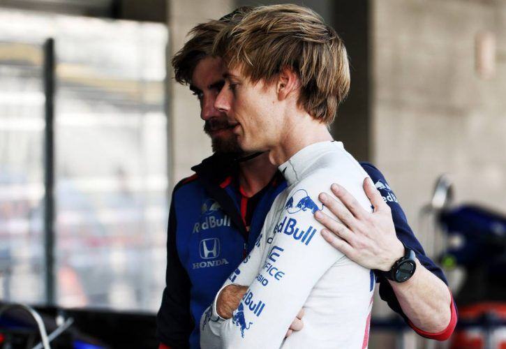 Brendon Hartley (NZL) Scuderia Toro Rosso.