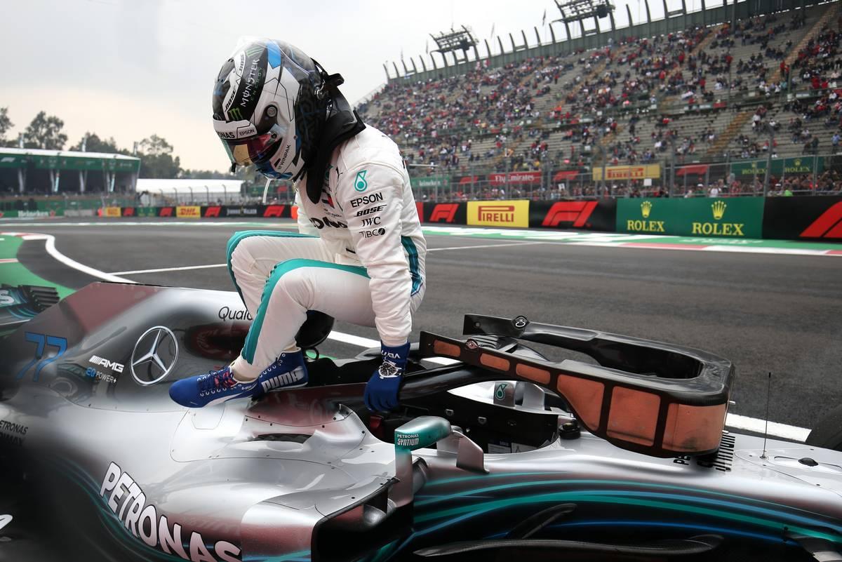 Valtteri Bottas (FIN) Mercedes AMG F1
