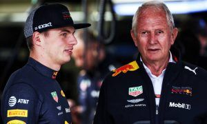 Failure not an option for Red Bull, if Verstappen is to stay - Button