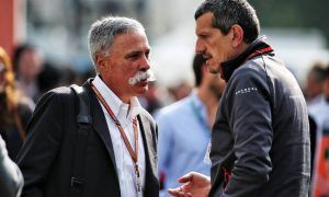 Haas won't appeal decision to dismiss Force India protest