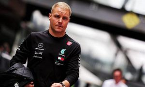 Bottas reports for duty with 'good feelings' about 2019