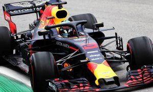 Another grid penalty for Ricciardo after turbocharger switch