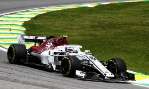 Flawless Leclerc consolidates Sauber's championship position