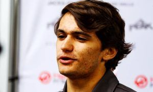 New Haas test driver Fittipaldi makes F1 his priority