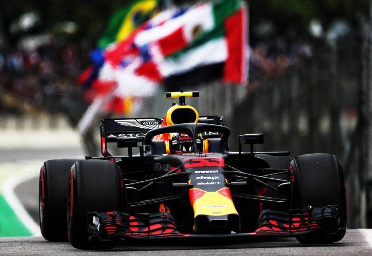 Max Verstappen (NLD) Red Bull Racing RB14.