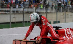Vettel in hot water with the stewards after weighbridge fiasco