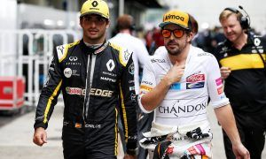 Being the sole Spaniard on the grid won't put pressure on Sainz
