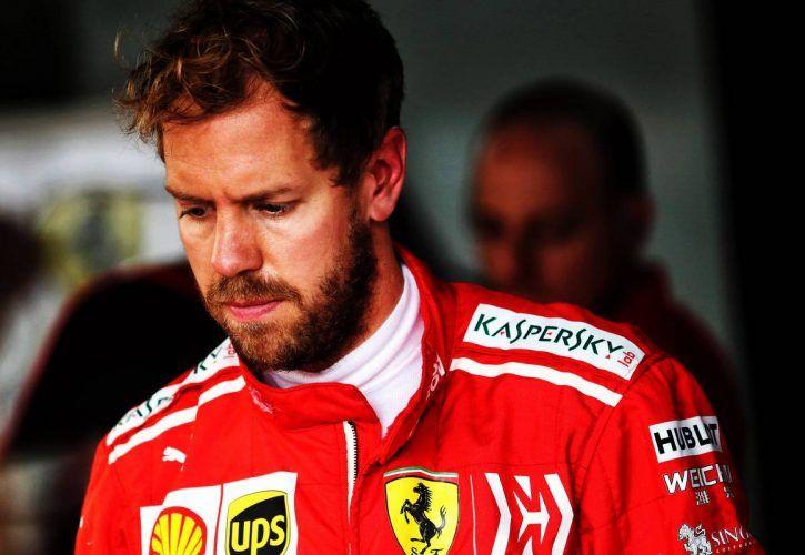 Sebastian Vettel (GER) Ferrari. 10.11.2018.