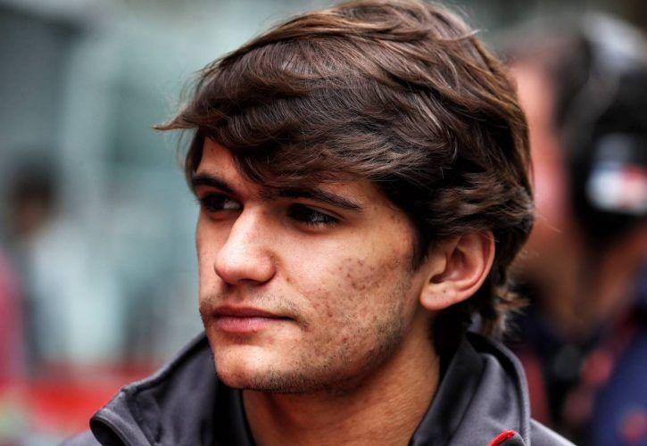 Pietro Fittipaldi (BRA) Haas F1 Team Test Driver.