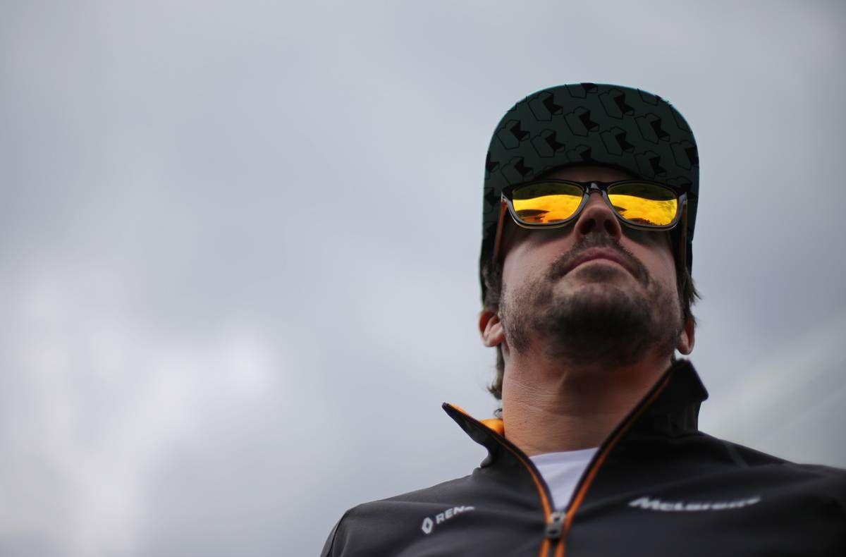 Fernando Alonso (ESP) McLaren F1