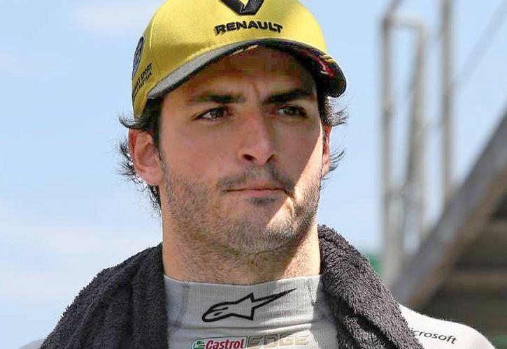 Carlos Sainz Jr (ESP) Renault Sport F1 Team RS18. 11.11.2018.
