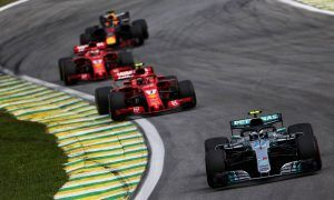 Bottas 'getting annoyed' with frequent defensive role