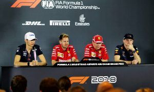 Verstappen and Ocon face off in tense press conference