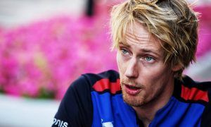 Honda thanks Hartley for helping to 'accelerate development'
