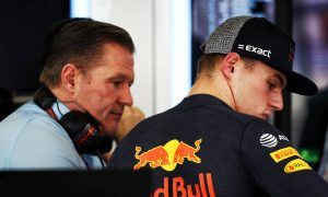 Jos Verstappen says F1 is 'much more intense' with Max