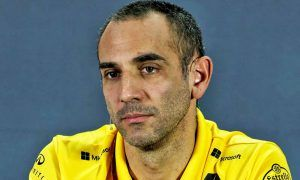 Renault F1 future 'not at risk' from Ghosn arrest