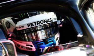 FP2: Bottas puts Mercedes in charge in Abu Dhabi