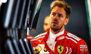 Vettel 'couldn't improve enough to be a threat in qualifying'