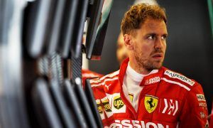 Vettel untroubled by Kvyat and Giovinazzi exits from Ferrari sim roles
