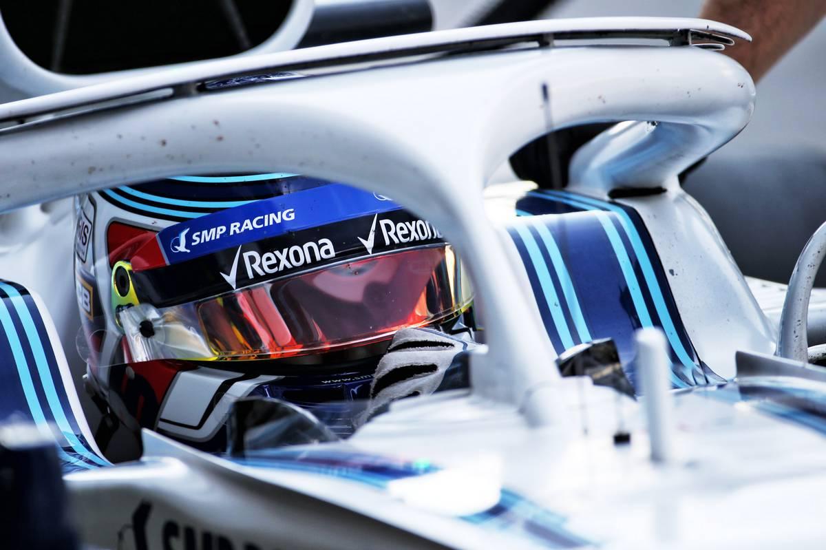 Sergey Sirotkin (RUS) Williams FW41.