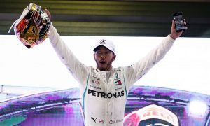Hamilton finishes off 2018 with victory in Abu Dhabi